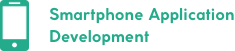 Smartphone application development and operation