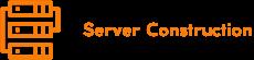 Server construction operation